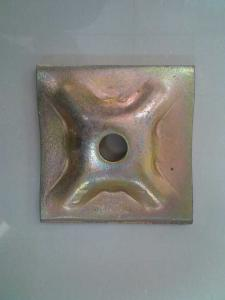 Scaffolding Parts-Counter Plate