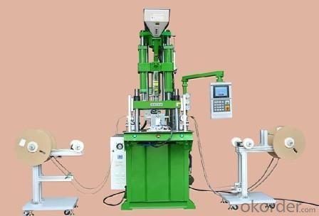 Plastic Zipper Injection Machine