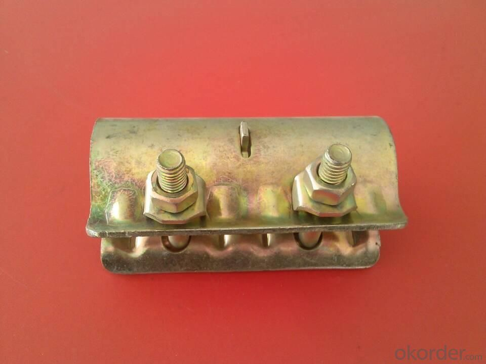 Scaffolding Parts-Hot Dip Galvanized Sleeve Coupler