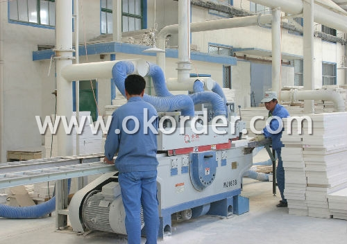 production line of lg calcium silicate board