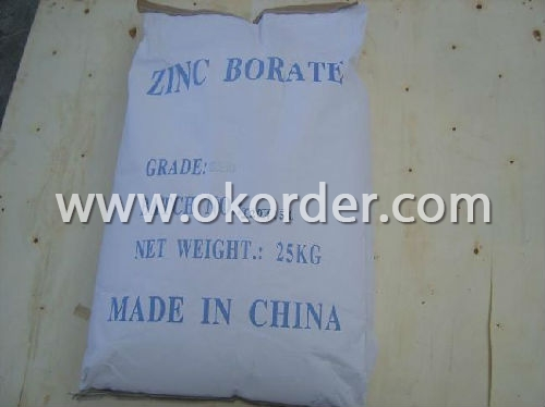 Package of Qualified Zinc Borate