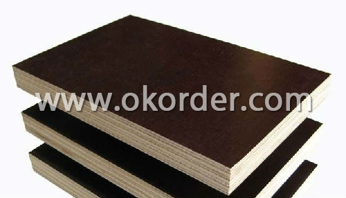 Concrete Formwork Plywood
