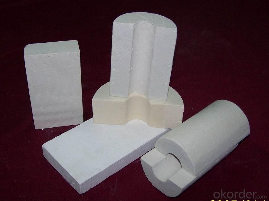 Calcium Silicate Pipe Cover
