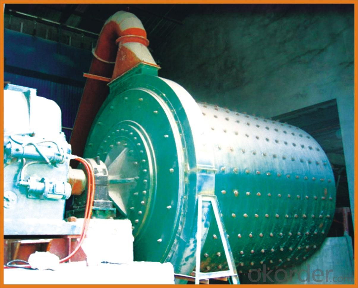High Quality Slag Mill