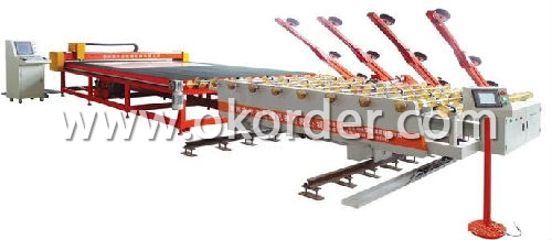 Auto Glass Cutting Machine for prossessing