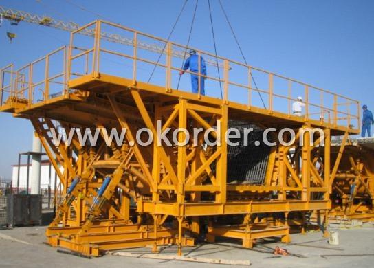 High Load Bearing Girder Box Formwork