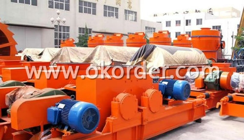 Teeth Roll Crusher