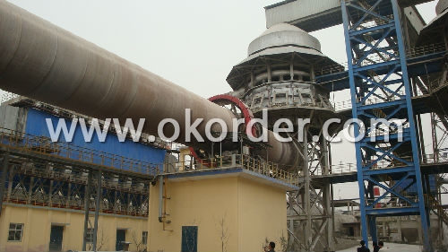 Factory Active Lime Kiln
