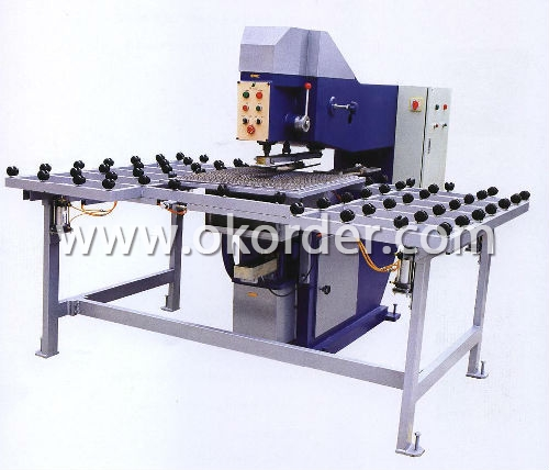 glass drilling machines for drilling
