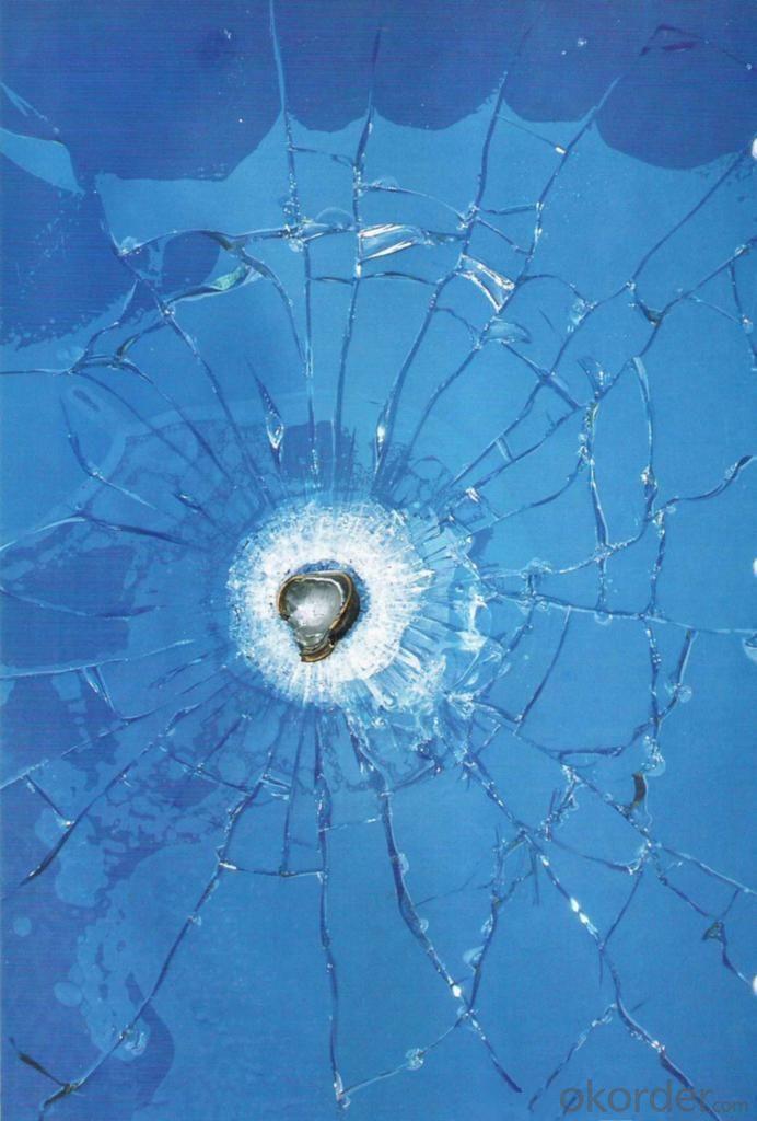Bulletproof Glass