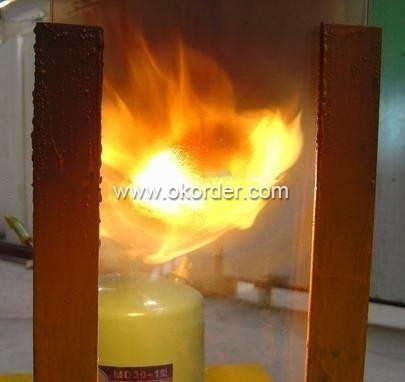 borosilicate fire-resistant glass for building, doors and windows, partitions,constructions,etc.