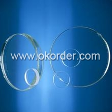 borosilicate float glass for optical glass