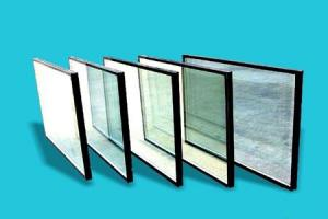 Low-E Coated Glass Single Double Layer Silver