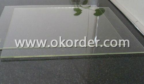 borosilicate glass for solar glass