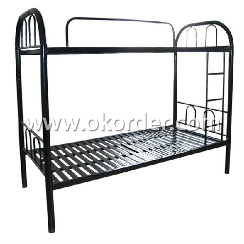 buy heavy duty metal bunk bed cmax a04 price size weight model width. Black Bedroom Furniture Sets. Home Design Ideas