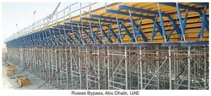Premium Construction Stacking Tower Scaffolding