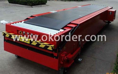 Automatic Truck Loading Machine for Sacked Cement