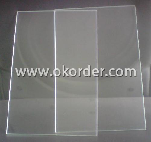 3mm,4mm,5mm,6mm borosilicate float glass