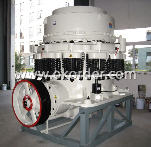 New Fine Quality Cone Crusher