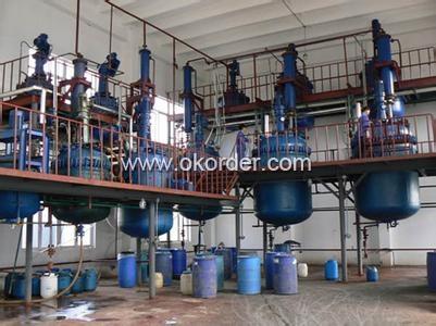 equipment of caustic soda