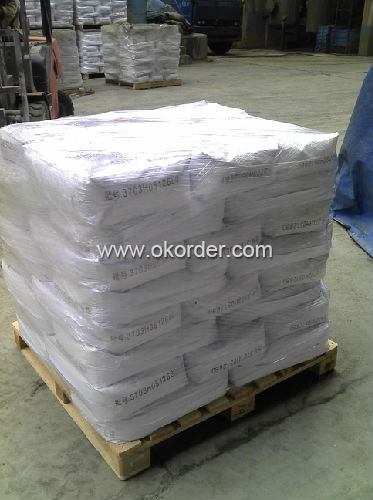 caustic soda with pallet