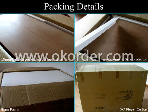 packing of Hotel Bedroom Full set