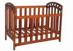 Wooden Baby Cribs H0636