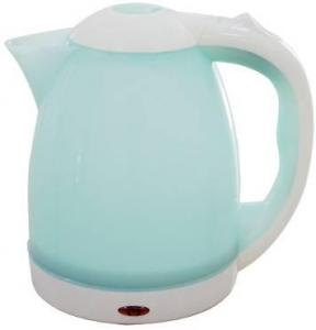 Blue Plastic Water Boiled Electric Kettles​