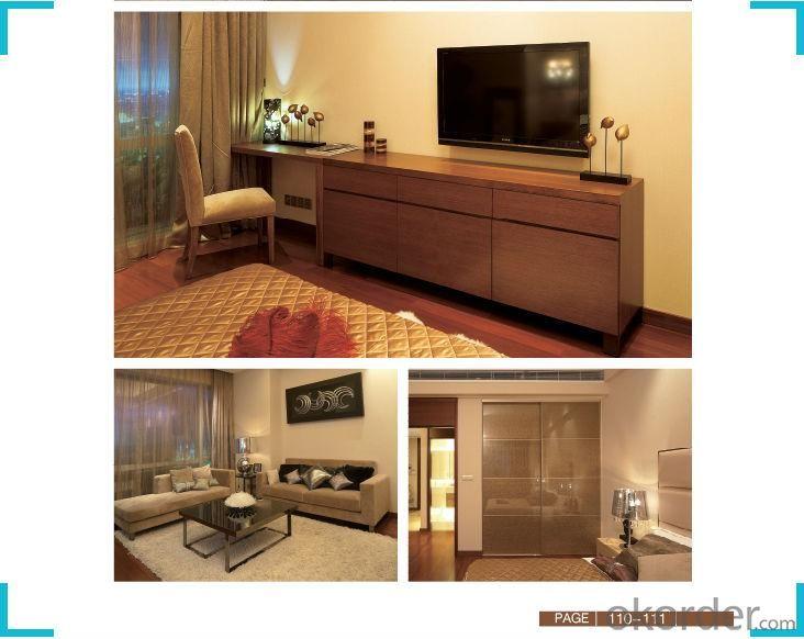 Modern Hotel Bedroom Set A34