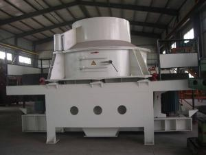 New Style Vertical Shaft Impact Crusher with High Capacity