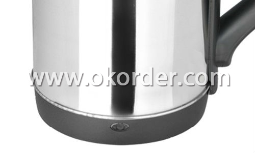Electric Stainless Steel Spring Kettle