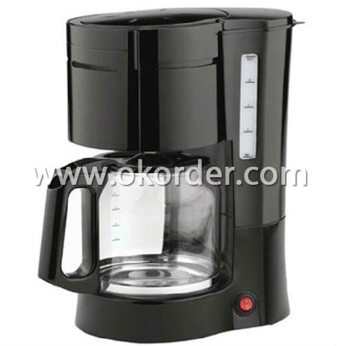 Colored coffee maker