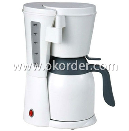 Keep warm coffee maker