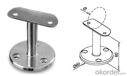 Handrail Support and Bracket