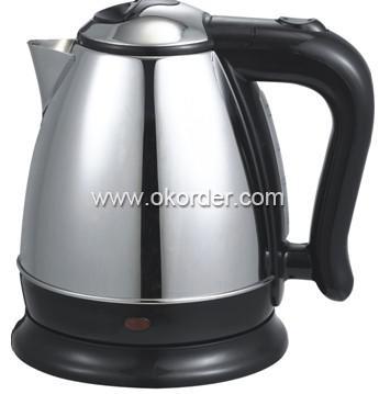 Stainless Steel Body Boiler