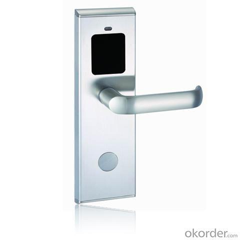 Stainless Steel Electronic Hotel Door Lock