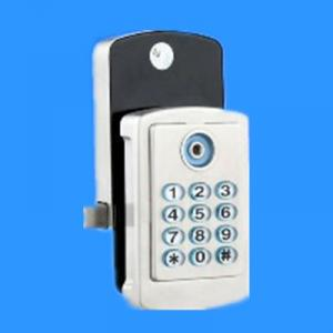 Magnetic Cabinet Locks with Handle for Sauna and Hotel