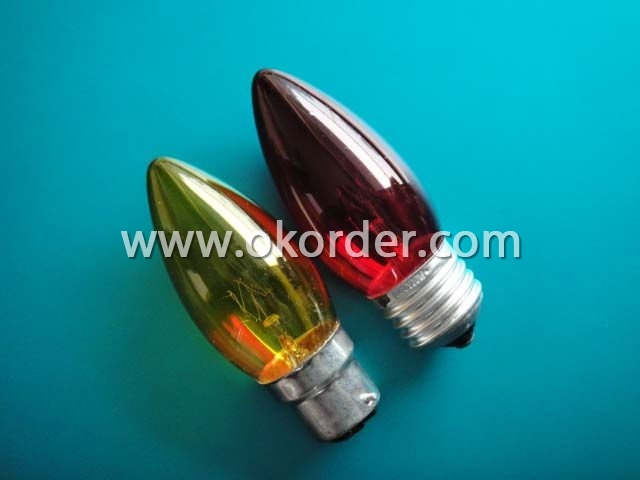 Candle(C35) Incandescent Bulb