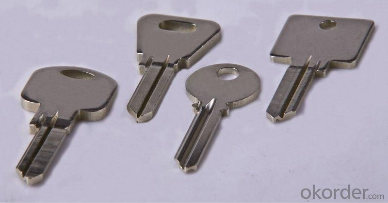 Nickel Silver Keys
