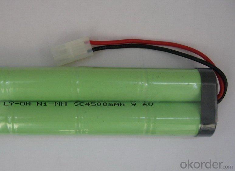 SC4500 Battery Pack