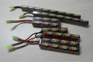 Ni-MH 2/3A 1400mAh 8.4V Battery Pack
