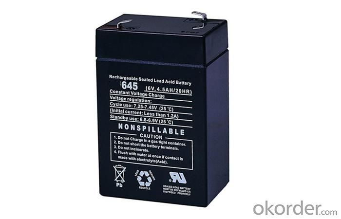 Emergency Lighting Battery