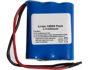 Li-ion 3.7v Battery 18650