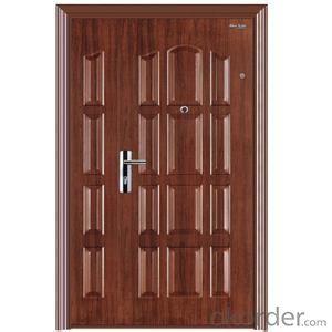 Good Quality Security Door
