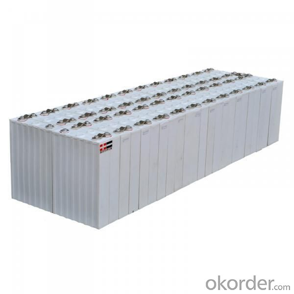 Rechargeable Battery Cell of Power Grid Energy Storage