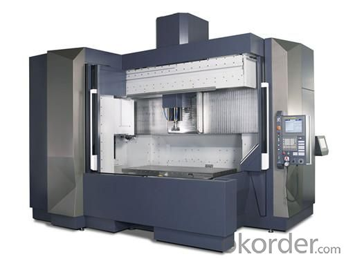 CNC Machine Frame 10000rpm Spindle