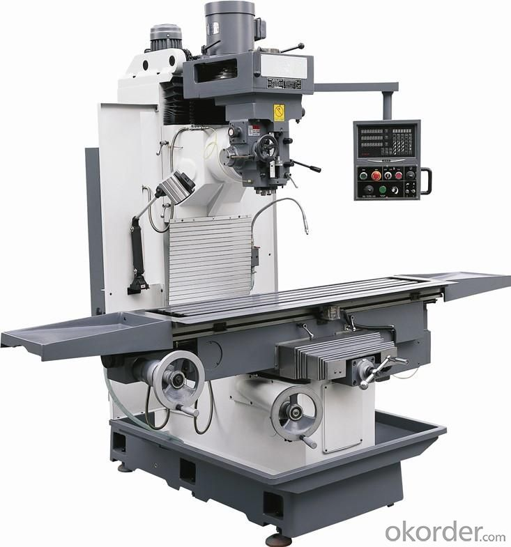 Bed-type Universal Milling Machine X716