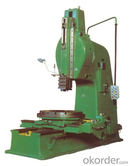 PLC Control Slotting Machine for Metal BC5050