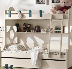 Bunkbed with Ladder