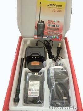 Professional Handheld Two Way Radio JS-980